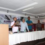 Memento Presented by Prof. KRLN to Alumni Association