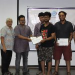 People's Choice Award Winners - The Dark Side from SSN Engg. College
