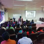 Bio-Tech: Mr.Prasanna from USA - on Video call