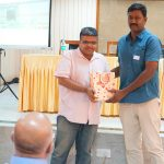Memento to Mr. Murari Sridharan