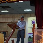 Patron Prof. Ganesh Vaidyanathan, Welcome Address